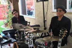 With David Owen and Third Coast Jazz at a Private Event in Scripps Ranch