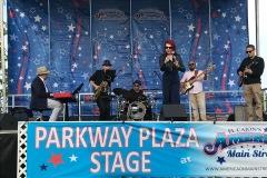With Whitney Shay and Third Coast Jazz