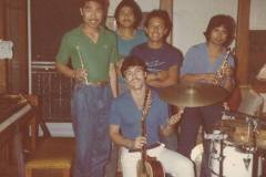 Jam Session with Gary Santo-Pietro, Danny Duenez, Bernie Ordonio and Petry Manganti