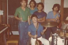 Jam Session with Gary Santo-Pietro, Danny Duenez, Bernie Ordonio and Petry Manganti