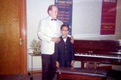 Piano Recital in Bremerton WA