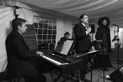 Wedding Reception with Rebecca Jade and Third Coast Jazz